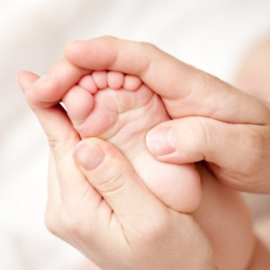 baby Shiatsu Leeuwarden