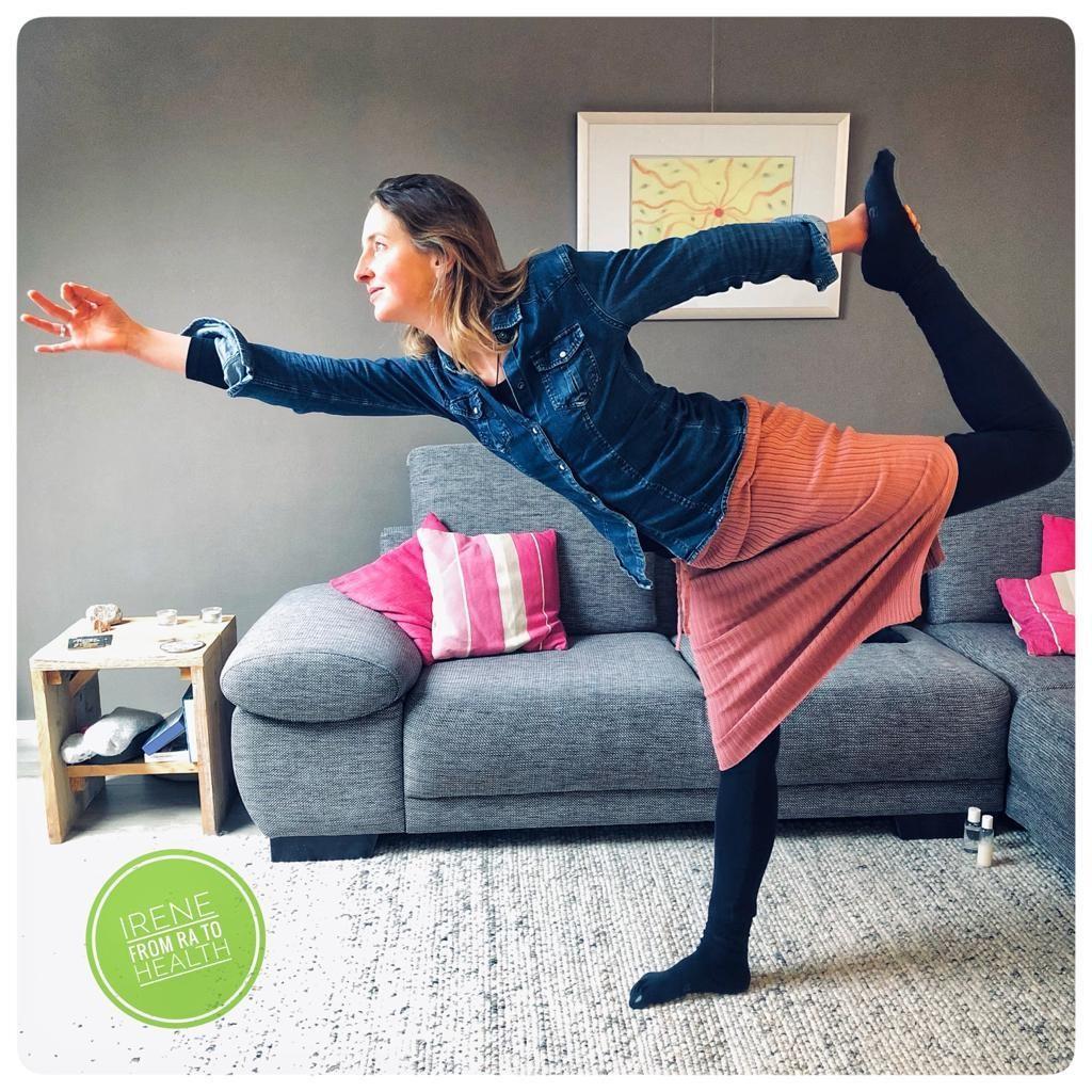 Focus door Yoga